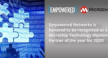 Empowered Networks Recognized as the Microchip Diamond Partner of the Year