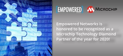 thumbnail image for microchip diamond partner of the year award